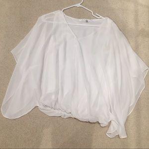 Max studio goddess blouse